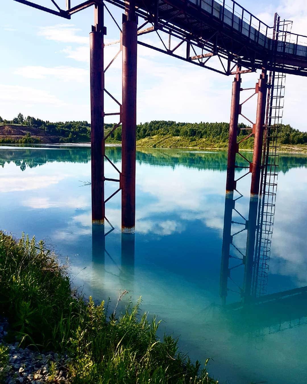 h m p 2 0 66283612 2257366510985079 4287515671889477990 n - Жители Новосибирска открыли для себя местные Мальдивы. Только купаться там опасно для жизни