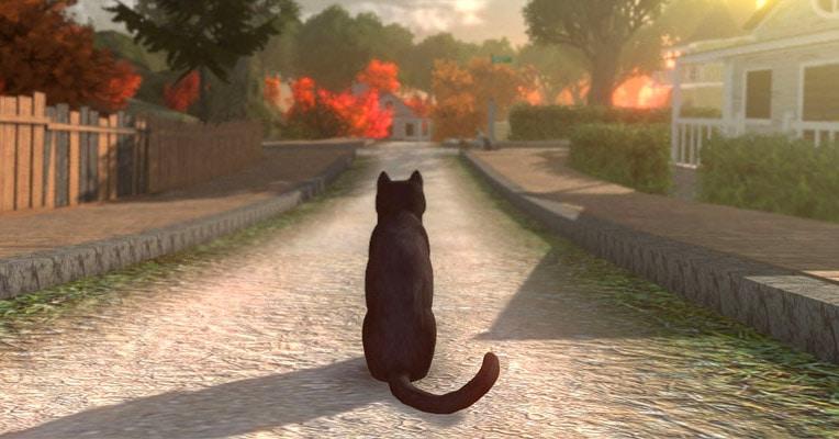 В сети появились кадры и видео из компьютерной игры про котов. Да, управлять нужно будет котами!