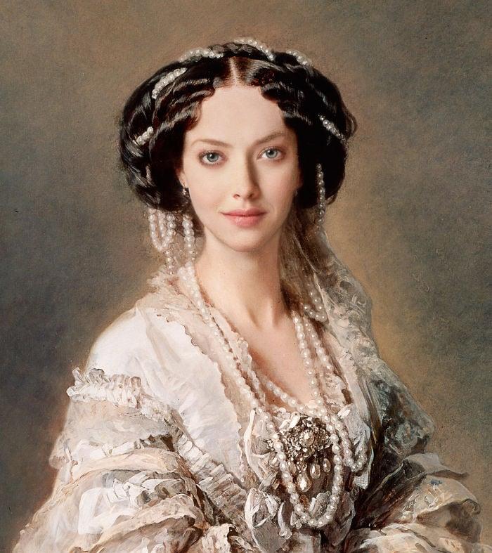modern renaissance 5d1936142c195  700 - 17 картин прошлого, героев которых художники заменили на знаменитостей