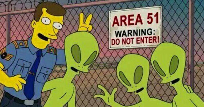 Более миллиона жителей США планируют осуществить штурм «Зоны 51». Их цель: увидеть пришельцев