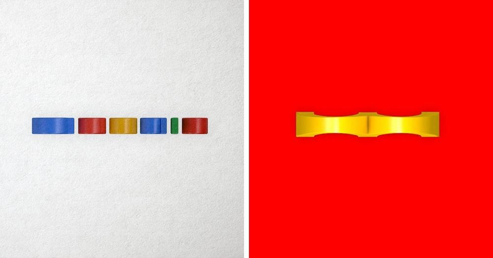 Тест: Сможете ли вы угадать логотипы по их виду сверху?