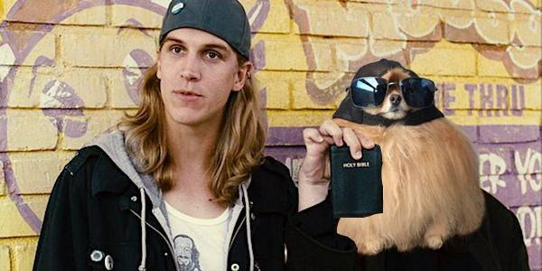 ui3fy3j - Пёс в солнечных очках выглядел настолько круто, что попал в битву фотошоперов и стал ещё круче