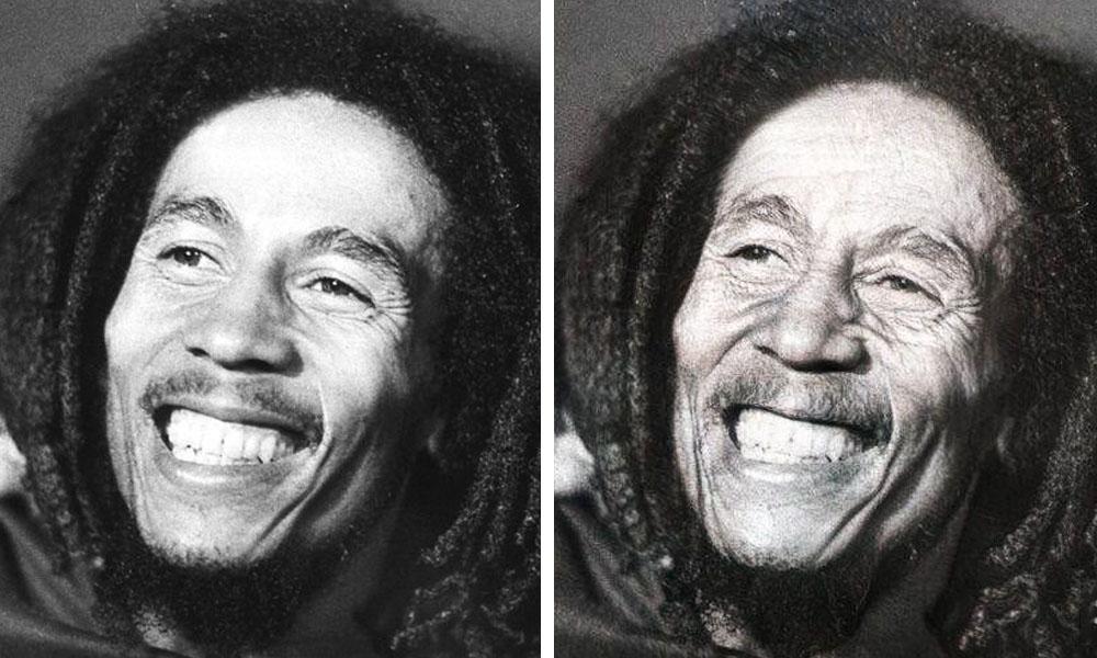 vfuayaykpechvnagpeshnrshhgoshz - 16 примеров того, как выглядели бы в старости знаменитости, которые умерли слишком рано