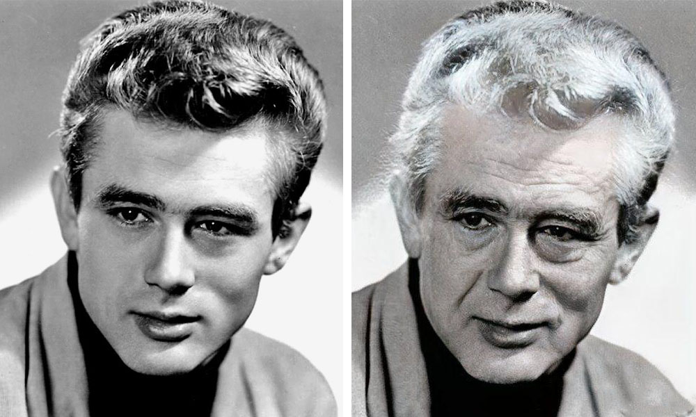 vycfuayaykpchvrsanompgrlshdol - 16 примеров того, как выглядели бы в старости знаменитости, которые умерли слишком рано