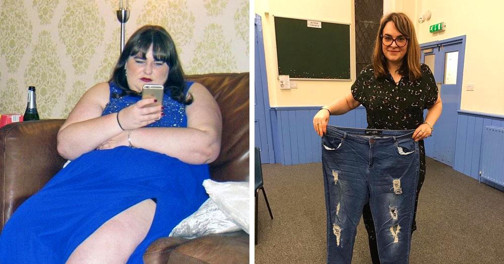 Британку называли китом из-за веса, но ей удалось его скинуть — и спортзал тут не при делах