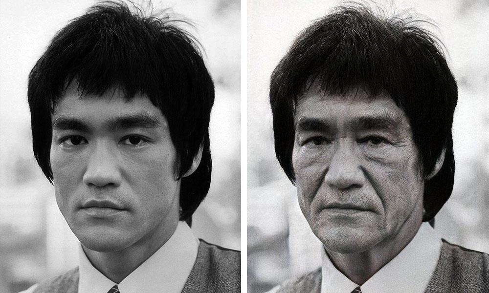 ycvfuayaykpchversanopglrishdshhzh - 16 примеров того, как выглядели бы в старости знаменитости, которые умерли слишком рано