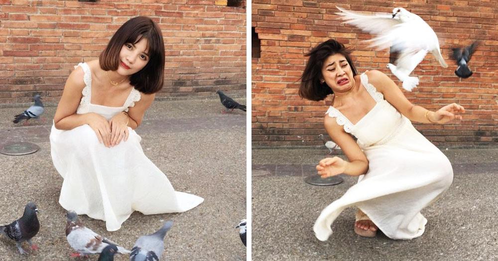 16 забавных фотографий, на которых всё пошло не так, как планировалось
