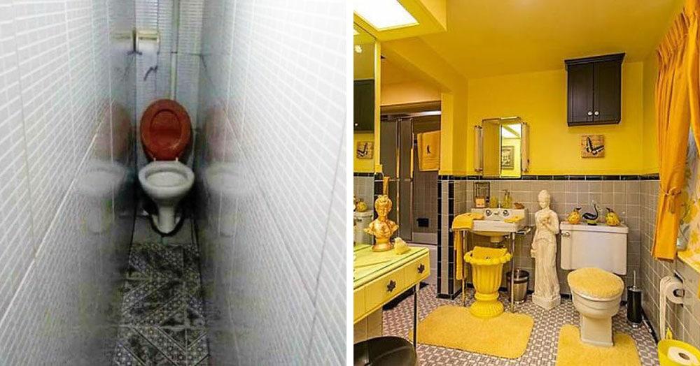 25 странных дизайнов жилищ, которые встретились агентам по недвижимости