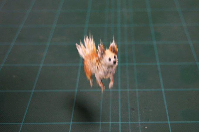 1564993748 756e9c66019f55344aab6551089d6448 - 20 работ от японца, который превращает мемных животных в смешные фигурки