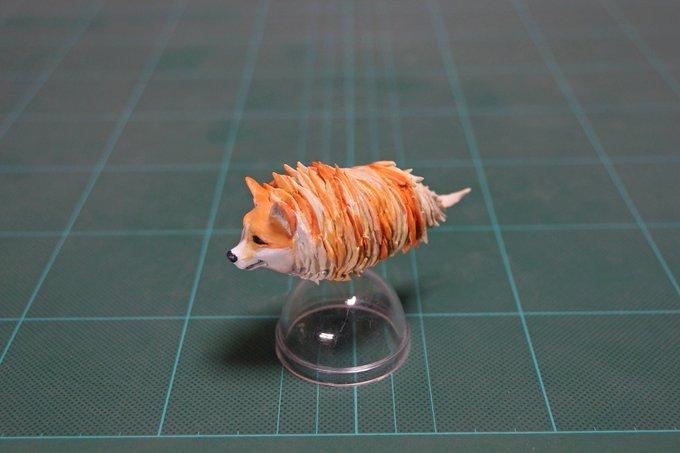 1564993803 915ebfac2705daab0c74f5cd7bcb7a2e - 20 работ от японца, который превращает мемных животных в смешные фигурки