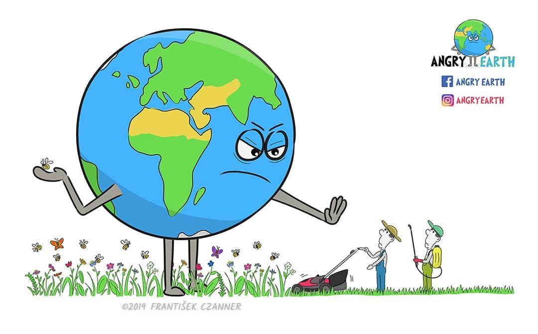 1565100571 3f69dfd0c22cc4da2af25d080a6481f9 - «Рассерженная Земля»: серия рисунков, которые заставляют задуматься о судьбе нашей планеты