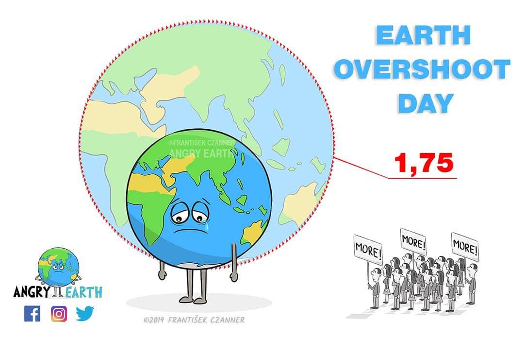 1565102267 8bc97009ca2864e5c0fe812e8a7e160c - «Рассерженная Земля»: серия рисунков, которые заставляют задуматься о судьбе нашей планеты