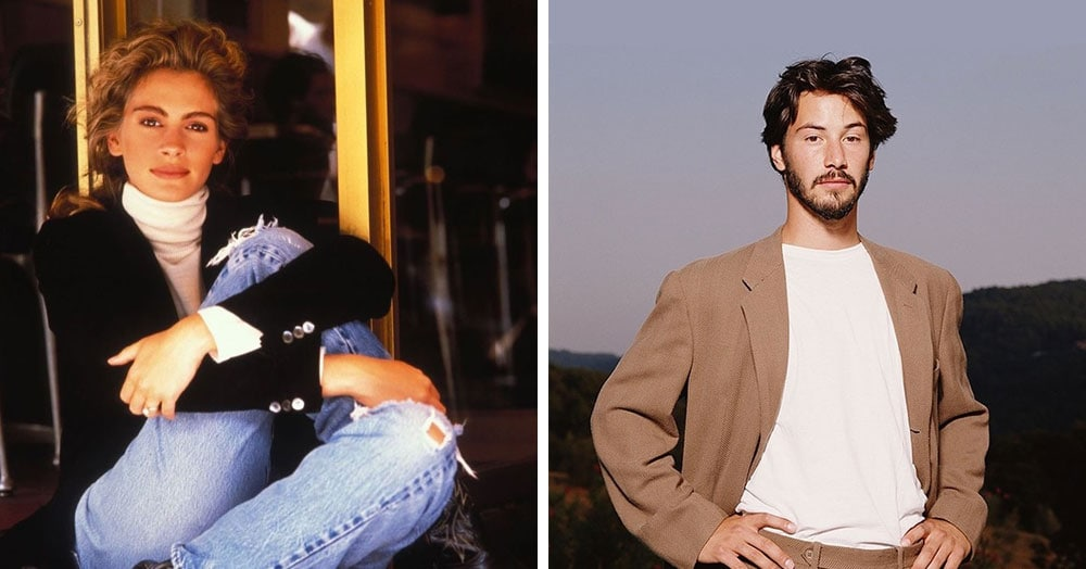17 фотографий знаменитостей, сделанных во времена их бурной молодости