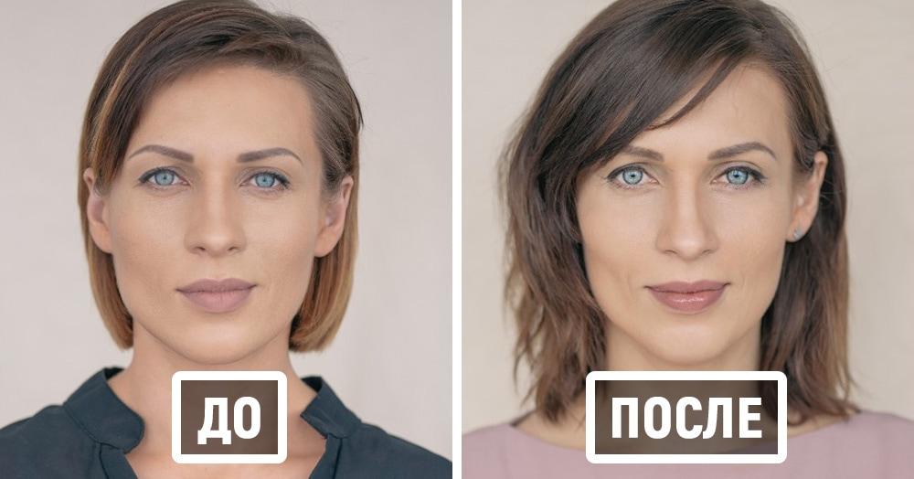 Фотограф из Литвы снимает женщин до и после того, как они стали мамами