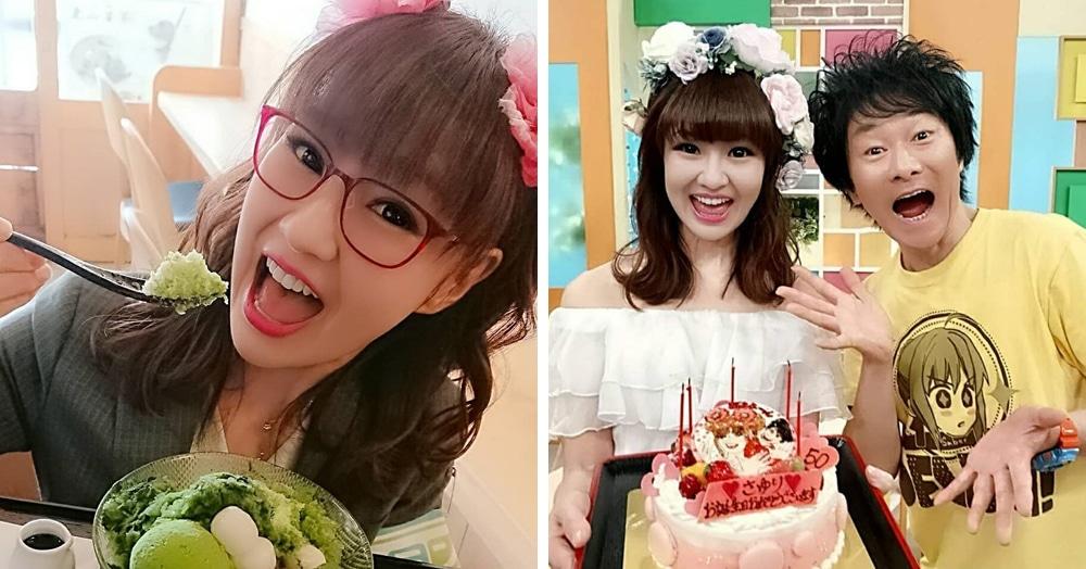 Косплеерша из Японии умело копирует образы 16-летней школьницы, хотя на самом деле ей уже 50