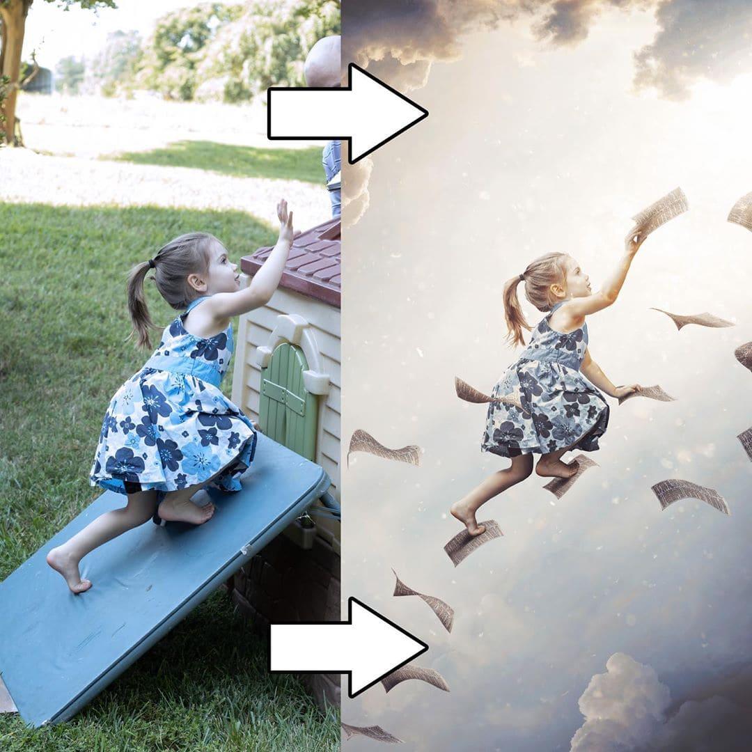 1565942052 55f0fc59fe9b069d9fb9ecba1302967c - Фотограф поэтапно показал, как с помощью фотошопа его обычные снимки превращаются в волшебные