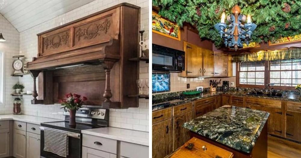 20 примеров диковатого дизайна кухонь, к удобству которых возникают вопросы
