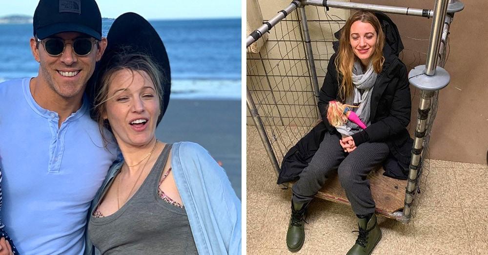 Актёр Райан Рейнольдс поздравил свою жену с днём рождения, выложив в сеть её самые неудачные снимки