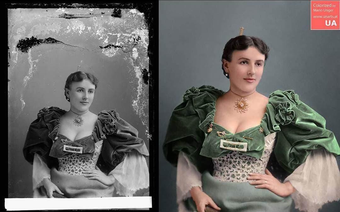 1567001489 637d562b0b9ede3210f4233b17bf1f0b - Фотограф из Австрии восстанавливает порванные и выцветшие снимки, которые другие бы выбросили