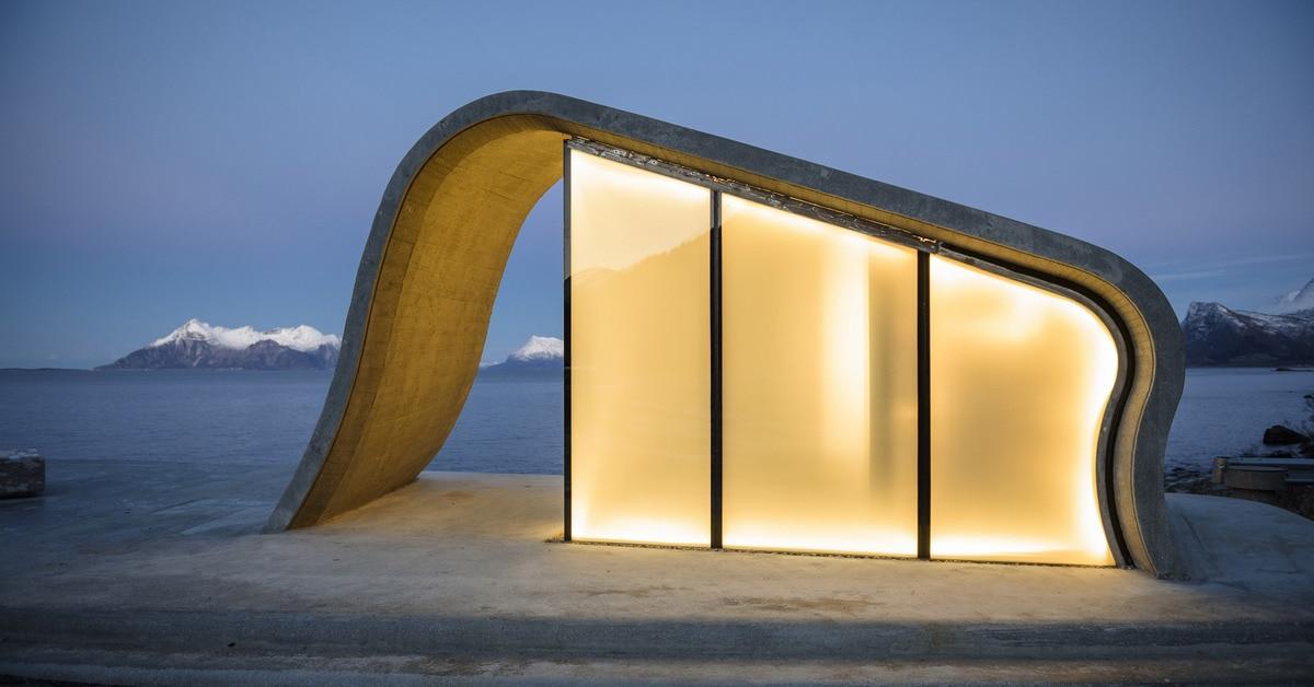 Это здание в Норвегии похоже на какой-нибудь мини-отель. На самом же деле это самый дорогой в мире… туалет