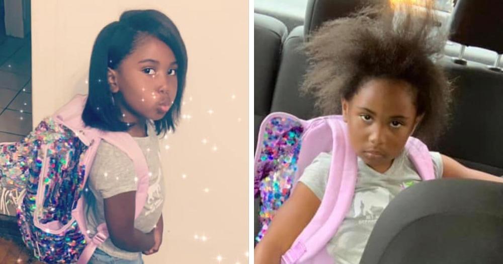 25 полных боли и разочарования фотографий детей до и после первого дня в школе
