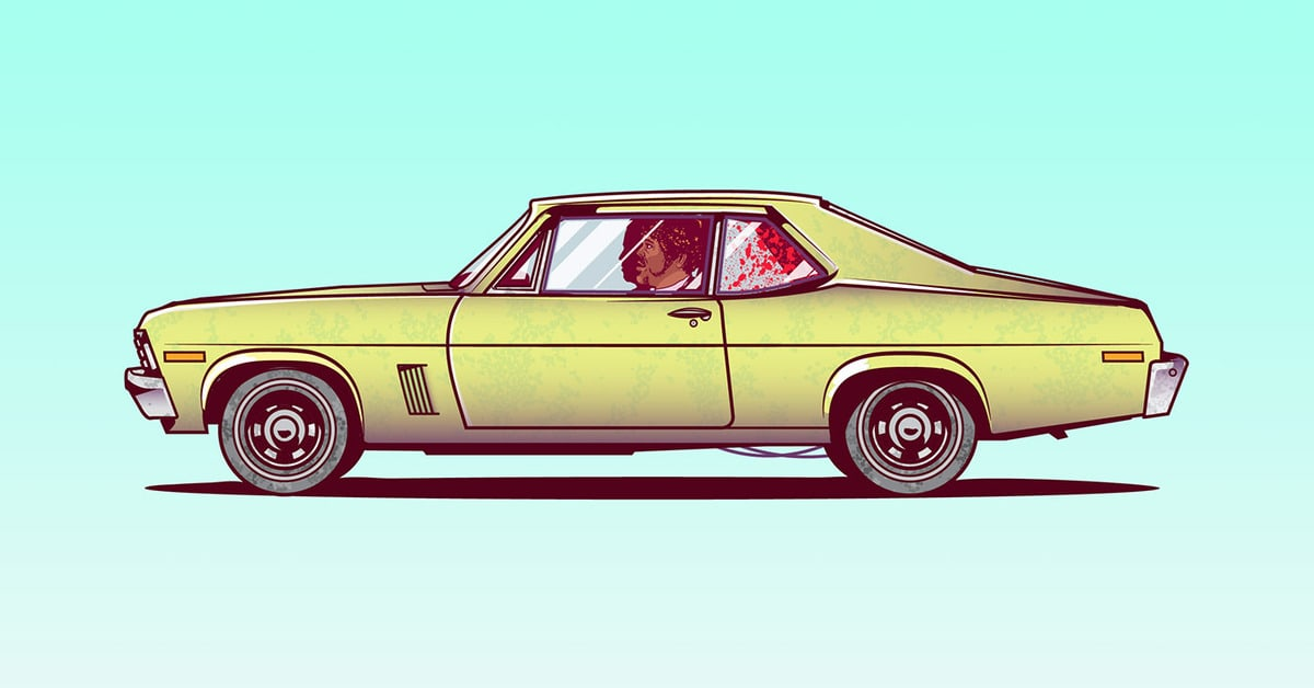 Тест: Угадайте фильм или сериал по машине