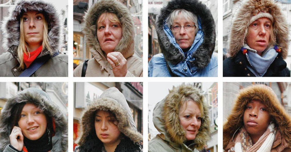 «Люди XXI века»: голландский фотограф 20 лет снимает людей на улицах, изучая, как меняется мода