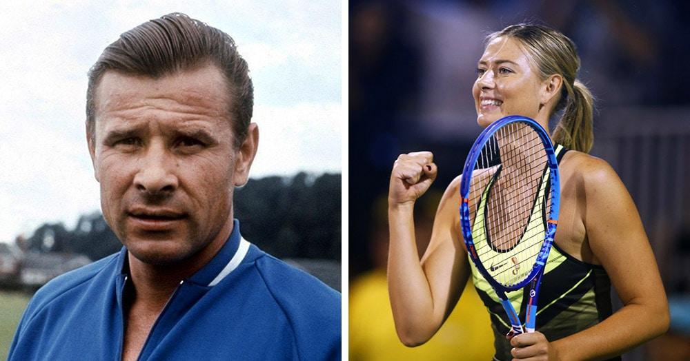 Тест: Сможете ли вы узнать знаменитых спортсменов по фото?