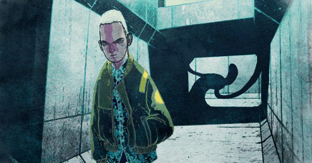 20 комиксов-ужастиков, весь сюжет которых разворачивается у героев за спиной