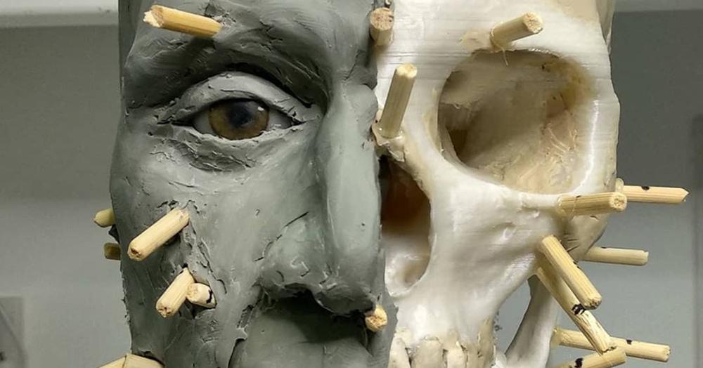 Учёные воссоздали внешность по останкам, показав, как выглядела женщина, жившая 7,5 тысяч лет назад