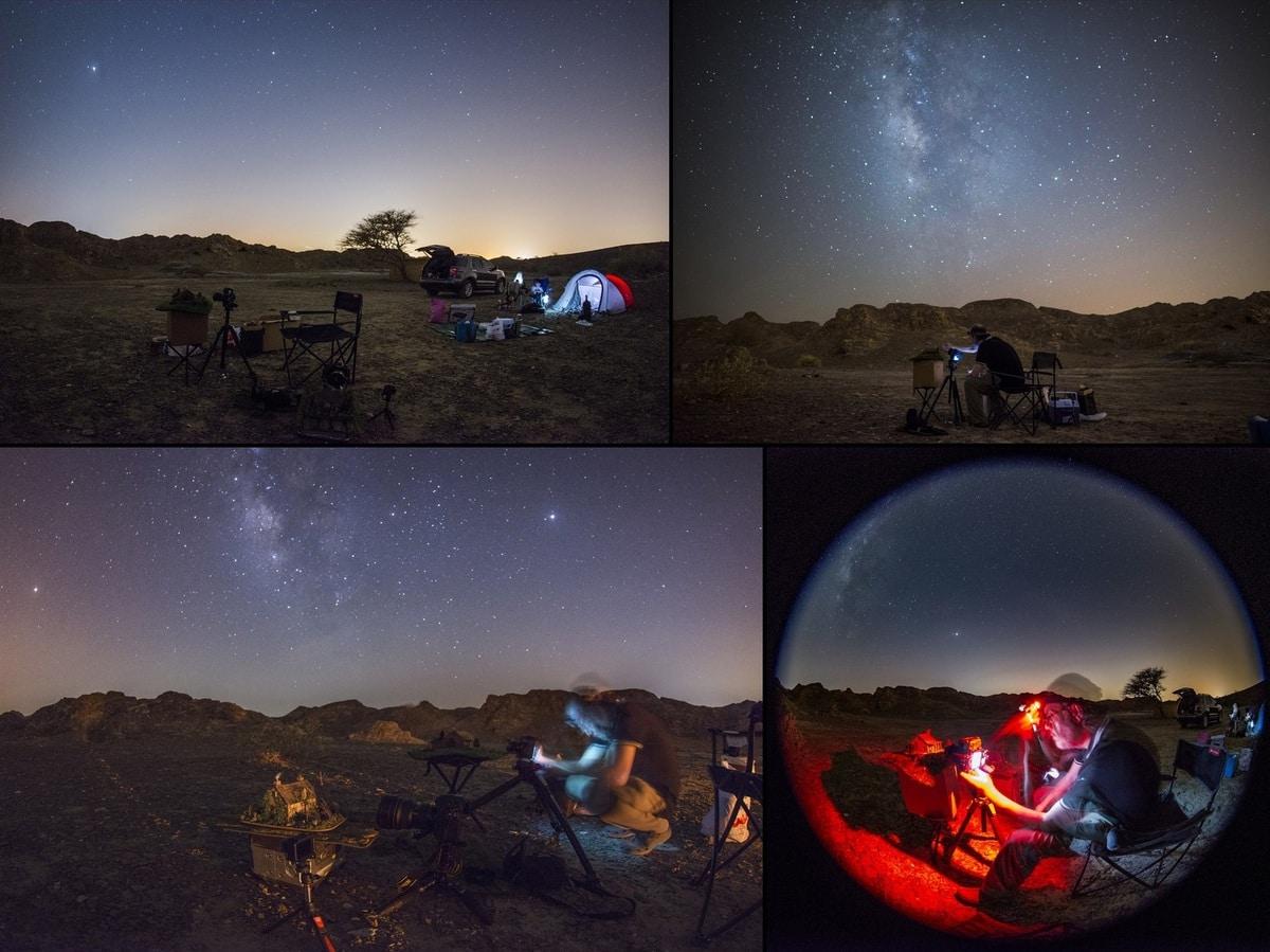 1570431314 9ff4dcc56a8c4f682a746a32969b7406 - Фотограф снимает игрушечные домики на фоне звёздного неба, и его работы — просто космос