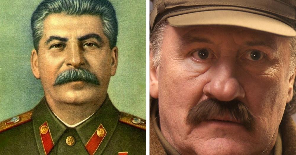 15 иностранных актёров, которые сыграли реальных исторических личностей из России
