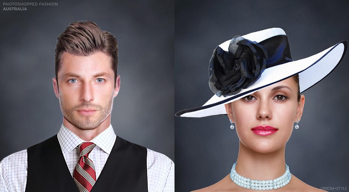 27 дизайнеров изменили фото мужчины и женщины так, чтобы они соответствовали моде их стран