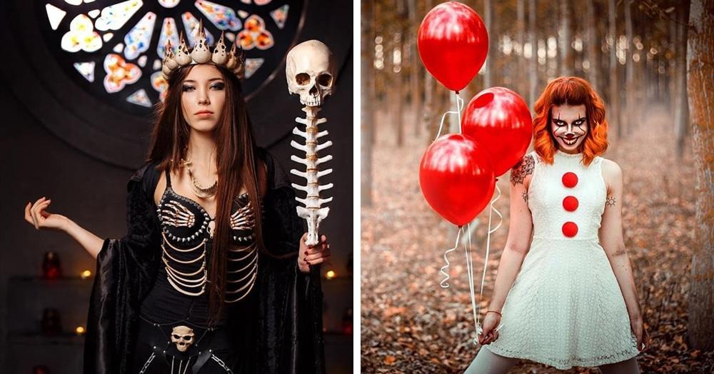 17 страшно любопытных идей для тех, кто не знает, какой костюм выбрать на Хеллоуин