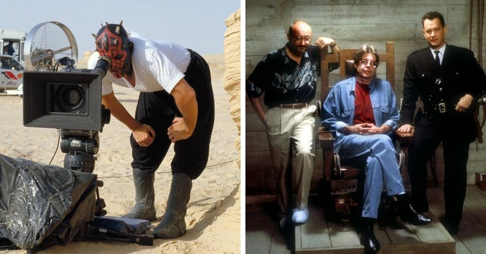 15 закадровых фотографий со съёмок фильмов, которым в этом году исполняется 20 лет