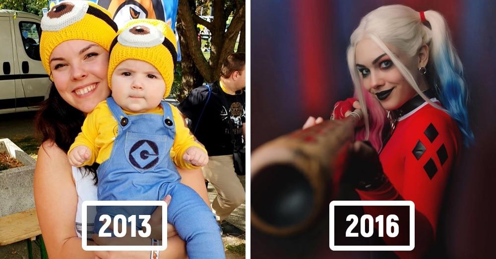 Шляпник, Джокер, Харли Квин: какие хеллоуинские костюмы были популярны в разные годы