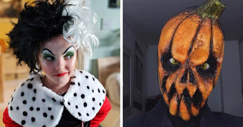 20 креативных и ужасных костюмов на Хеллоуин, которые будет сложно переплюнуть