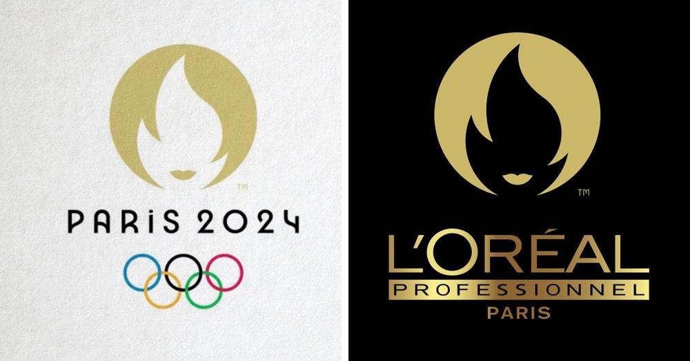 Логотип Олимпиады в Париже стал поводом для шуток и угодил в мемы. С чем его только не сравнивают!
