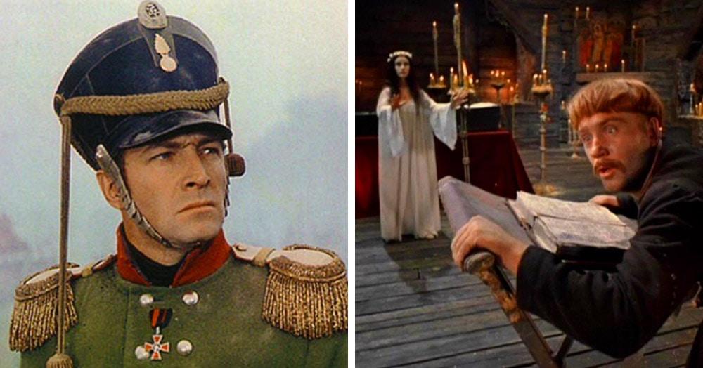 20 отличных фильмов, снятых по произведениям русских классиков