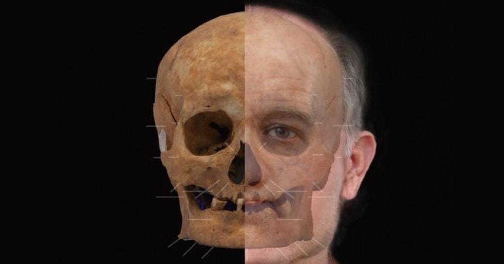 Учёные воссоздали внешность и показали, как выглядел шотландец, живший не менее 600 лет назад
