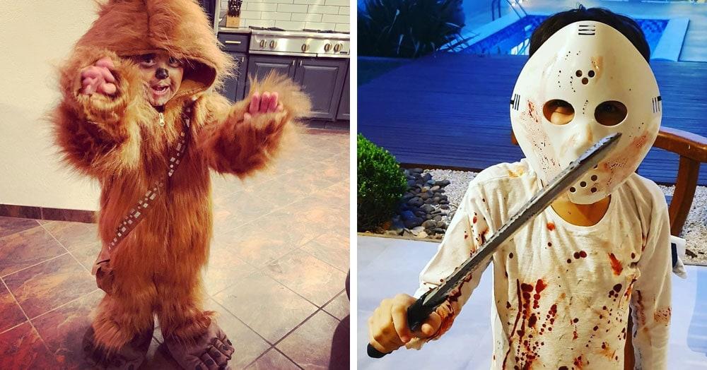 23 крутых детских костюма на Хеллоуин, глядя на которые хочется отдать все конфеты