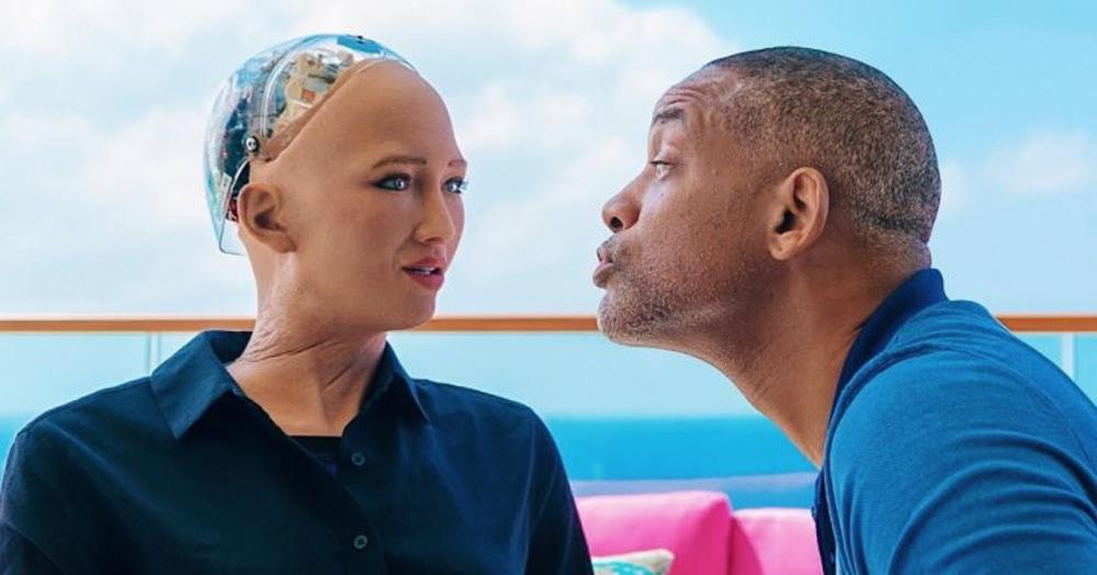 Лондонская компания ищет человека, готового продать своё лицо роботу. И для них подойдут только добряки