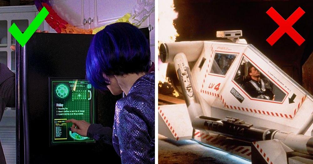 10 фантастических фильмов про будущее, которое уже наступило: что сбылось, а что нет