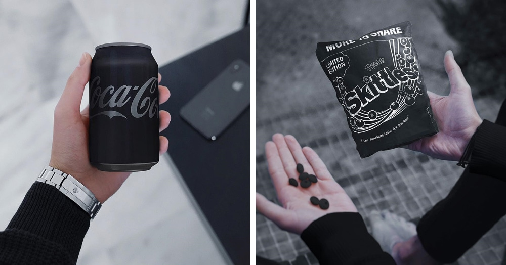 30 примеров того, как стильно и дорого могли бы выглядеть привычные вещи в чёрном исполнении