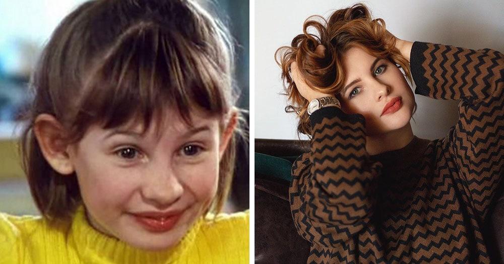 20 фотографий, которые показывают, как сейчас выглядят знаменитые дети из Ералаша