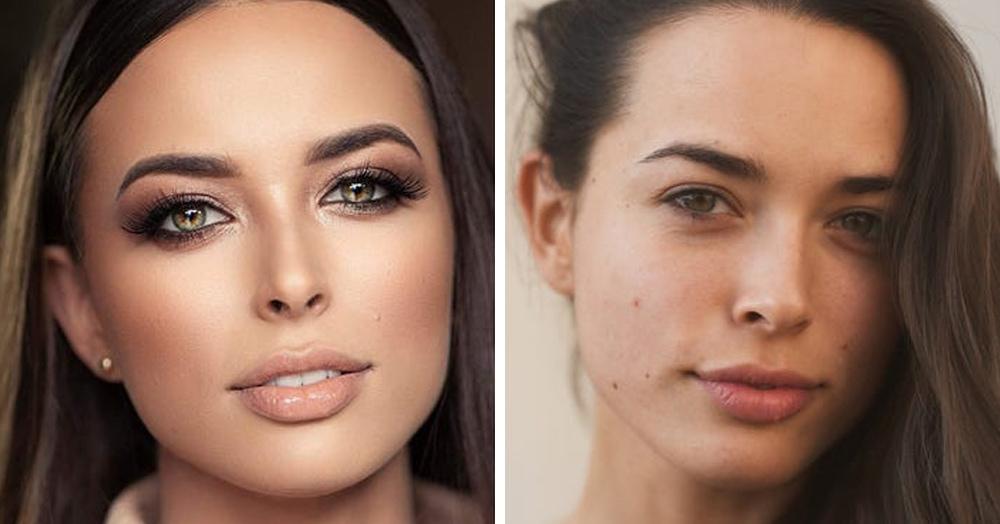 Как выглядят участницы «Мисс Вселенная», когда их естественная красота не спрятана под макияжем