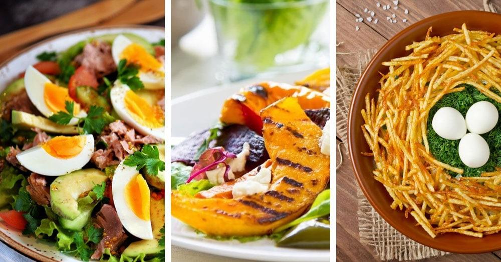Новый салат супер хит всех застолий