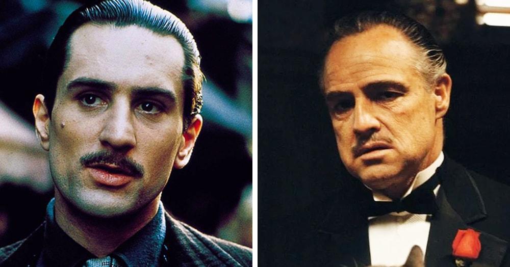 19 пар актёров, исполнивших роль одного и того же героя в разном возрасте