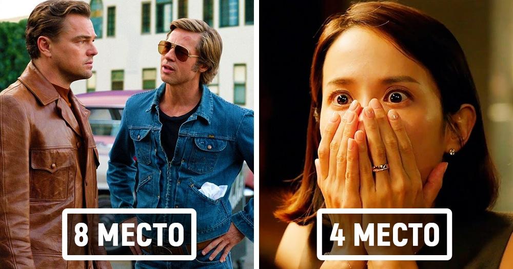 20 лучших фильмов 2019 года по мнению зрителей портала «КиноПоиск»