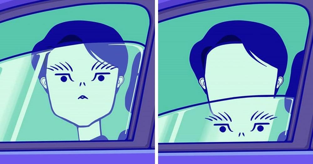 Южнокорейский художник рисует психоделические комиксы о жизни в параллельной вселенной